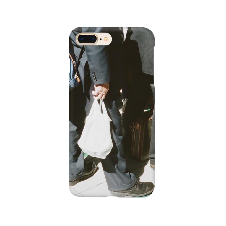 Shogo Hirokiの通勤ラッシュ Smartphone cases