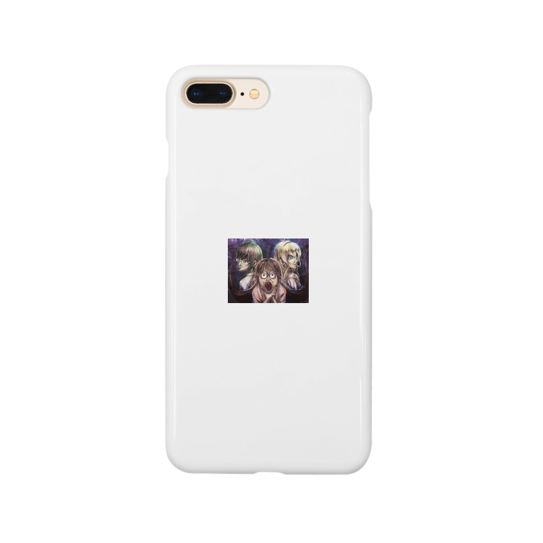 margaredのセガール Smartphone cases