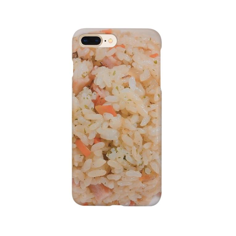 ちまき🍋の夫作ピラフ Smartphone cases