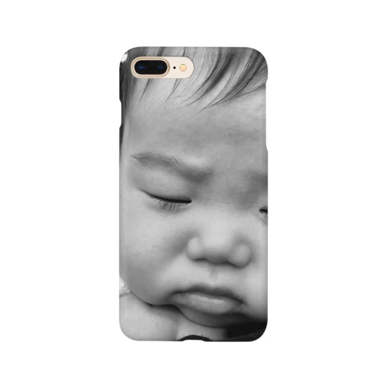Fantastic_LifeのBig Baby Smartphone cases