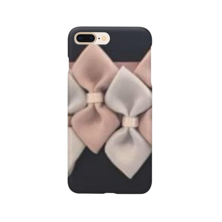 sunny_spotのりぼん Smartphone cases