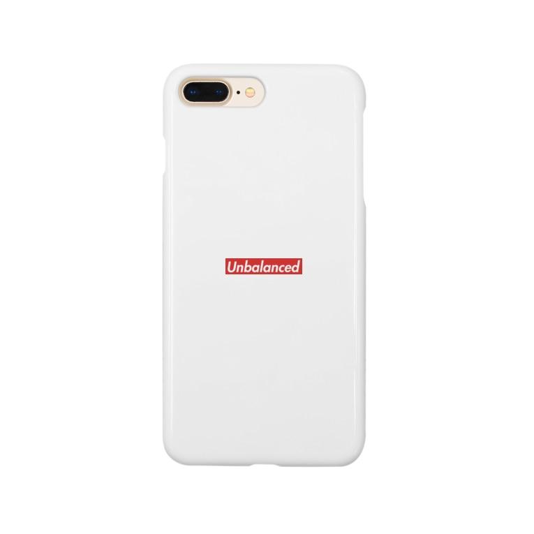 会計士KO@プログラミング×会計士の【会計監査】Unbalanced(貸借不一致)グッズ Smartphone cases