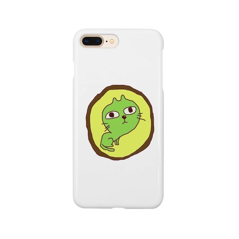 Momonngamonnga zakka の真実を見極める顏 Smartphone cases