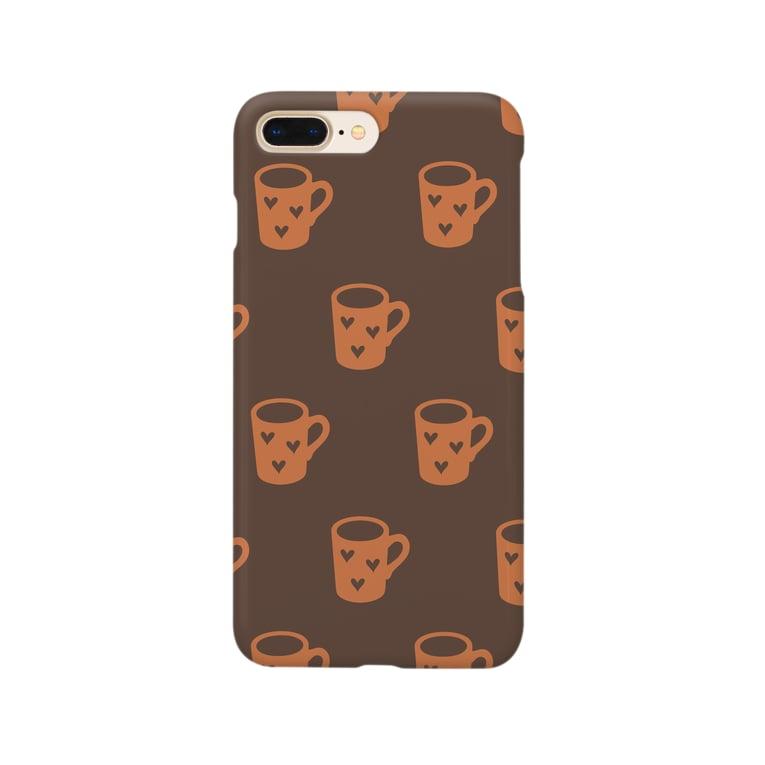 d*ropsのMug Smartphone cases