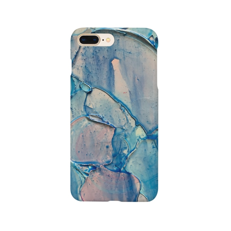 Yoshiki houseのリキッド・ラブ 3 Smartphone cases