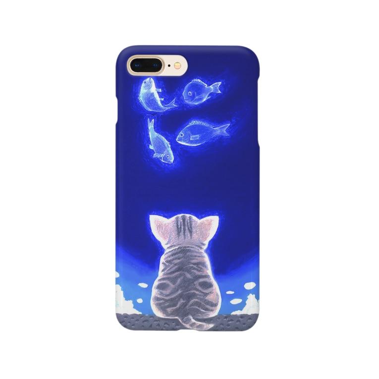 和代人平のお店の空 Smartphone cases