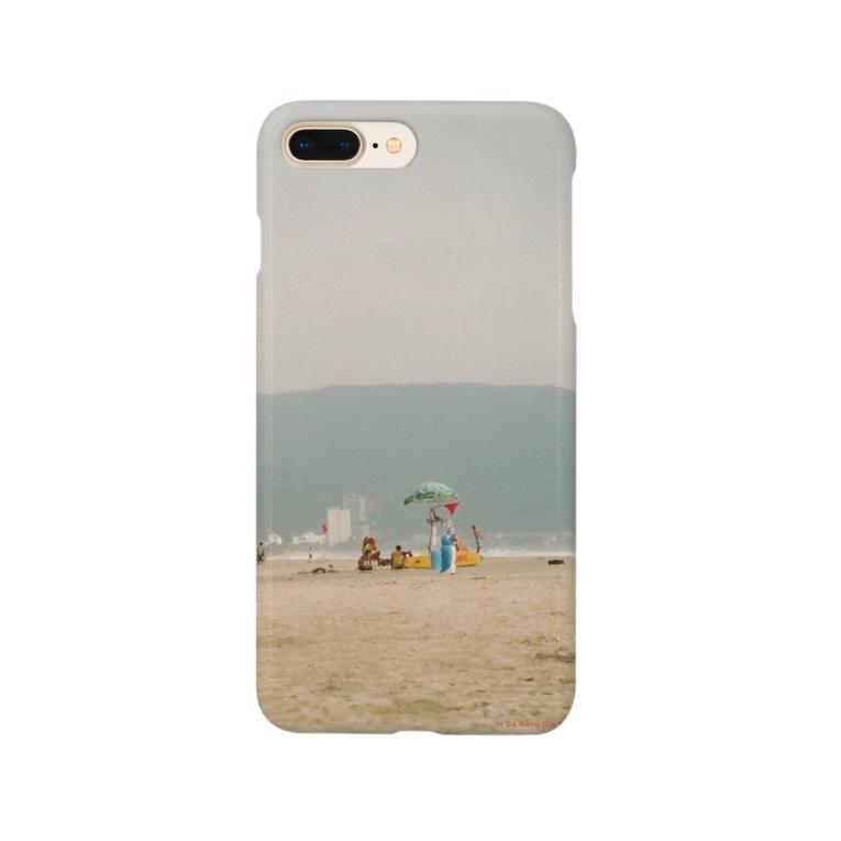 o  k  mのVietnam - my the beach Smartphone Case
