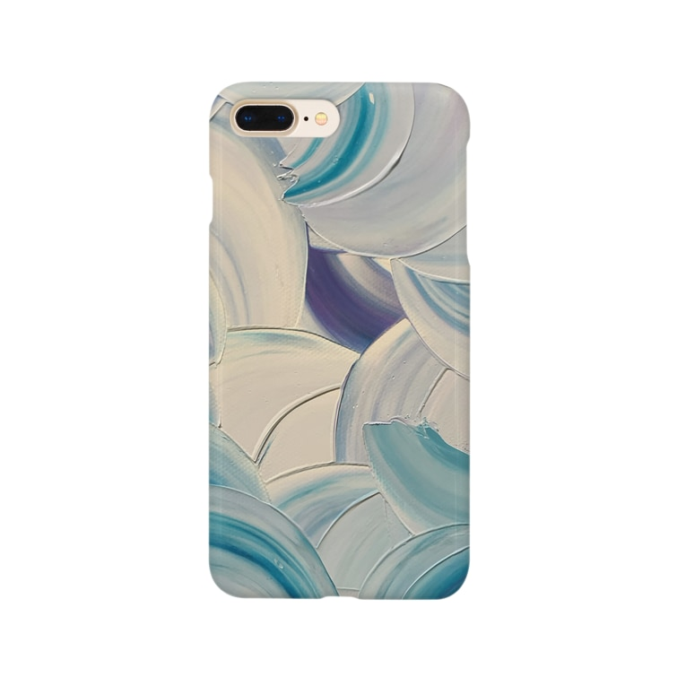 Yoshiki houseの菖蒲 Smartphone cases