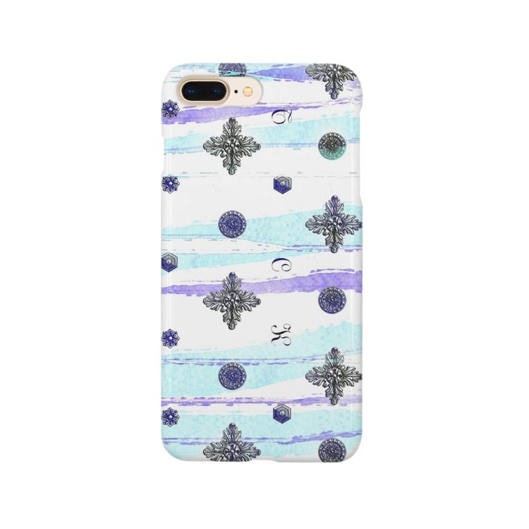 tock.のKeitai case  Smartphone cases