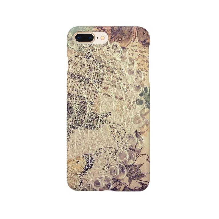 sunny_spotの曼荼羅の華 Smartphone cases