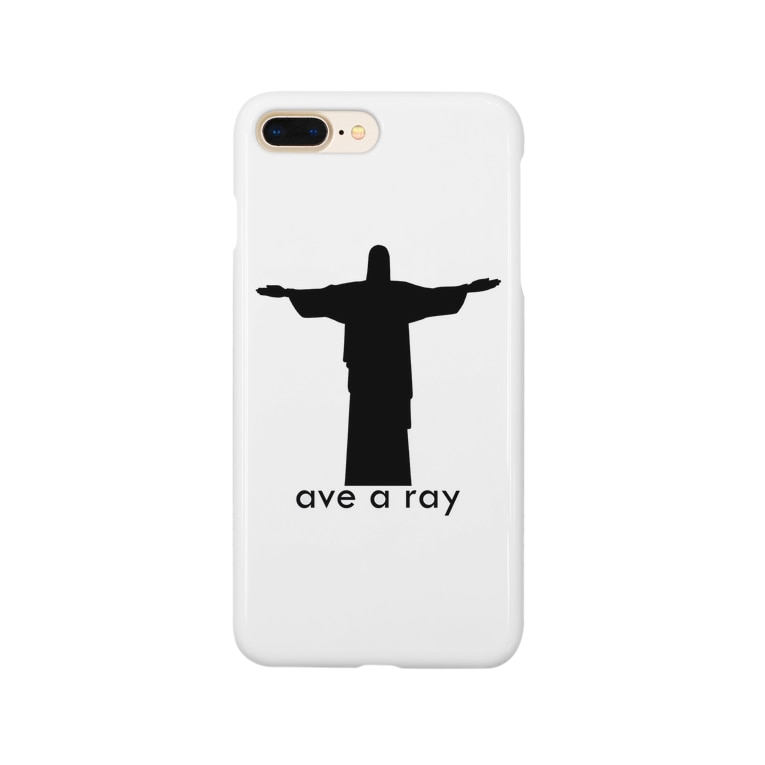 ave a rayのave a ray iPhoneケース Smartphone cases