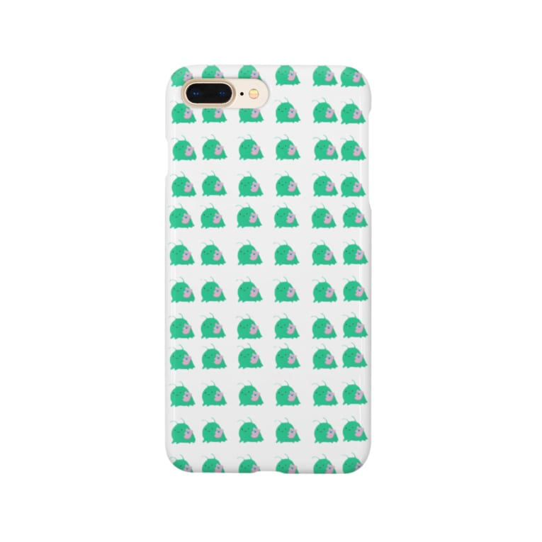 Runa_oのネッシーもどきとコアラの赤ちゃん Smartphone cases