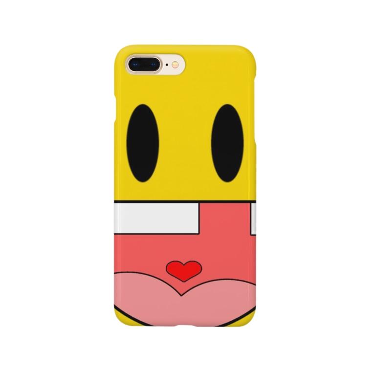 ホットパワーズみくら👺の工場長のガハハ Smartphone cases