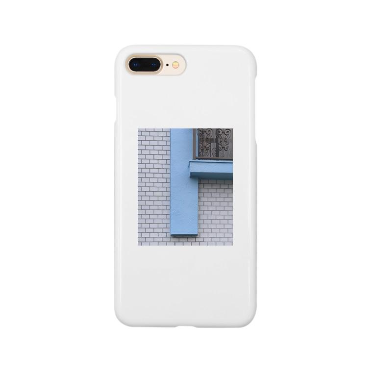 sasacoofiのいい外観 Smartphone cases