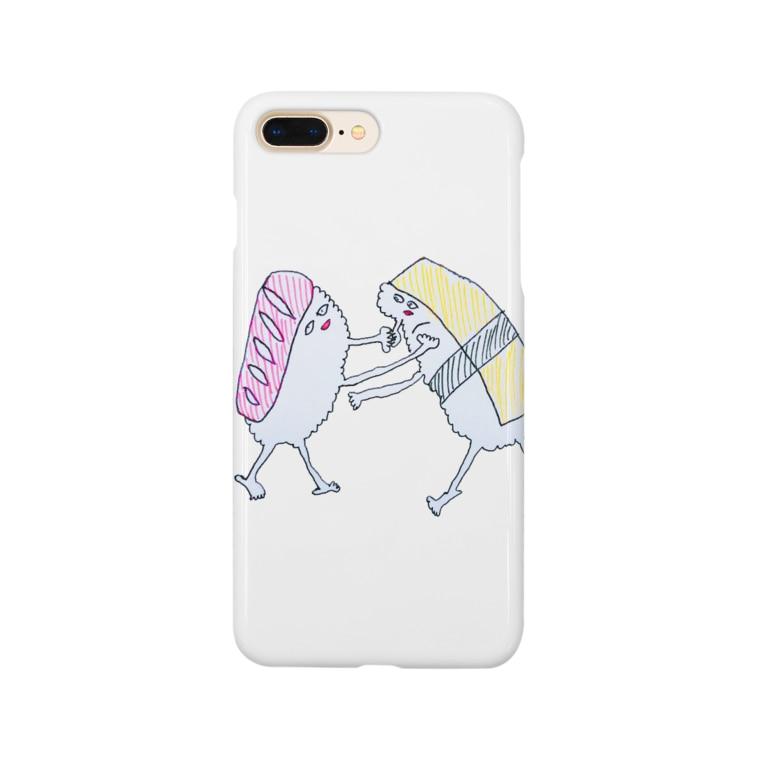 ちくちくびの仲良し〜!!!☆+゜ Smartphone cases