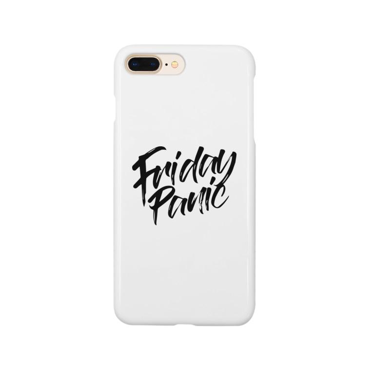 friday_panicのFRIDAY PANIC Smartphone cases
