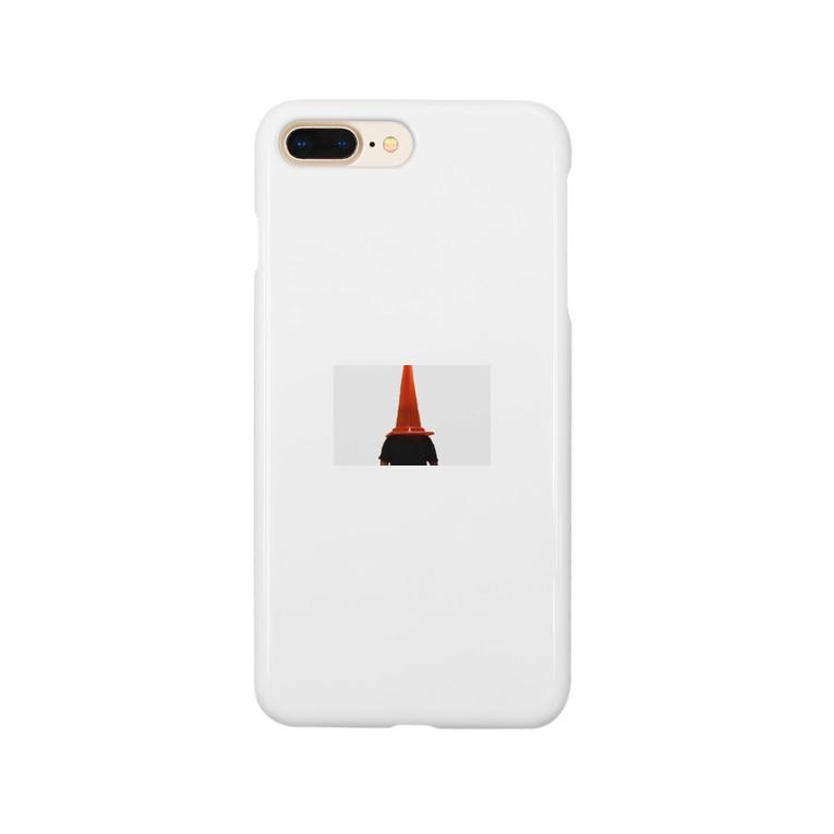 KurumiTamuraのパイロン人間 Smartphone cases