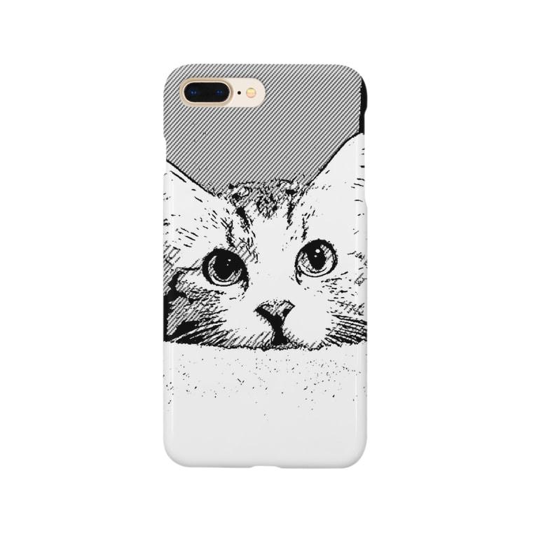 tock.のちぃ Smartphone cases