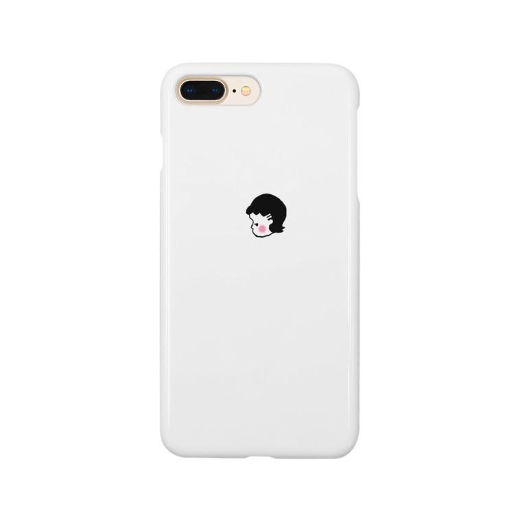 Annezu with an Eのゆりこちゃん Smartphone cases