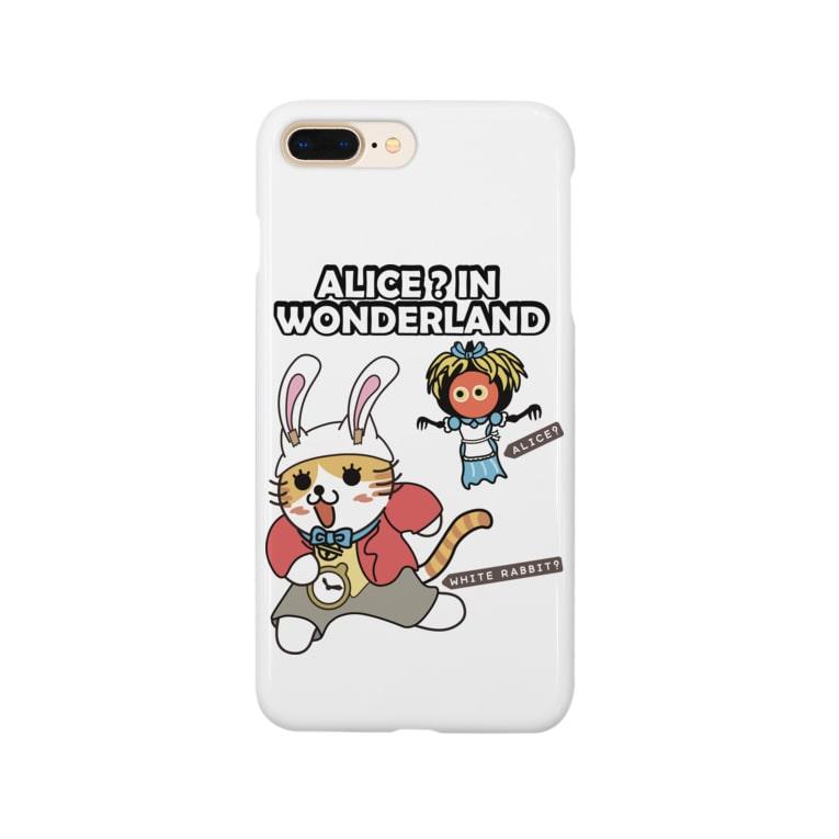 Shige-Yaの不思議の国のアリス? Smartphone cases