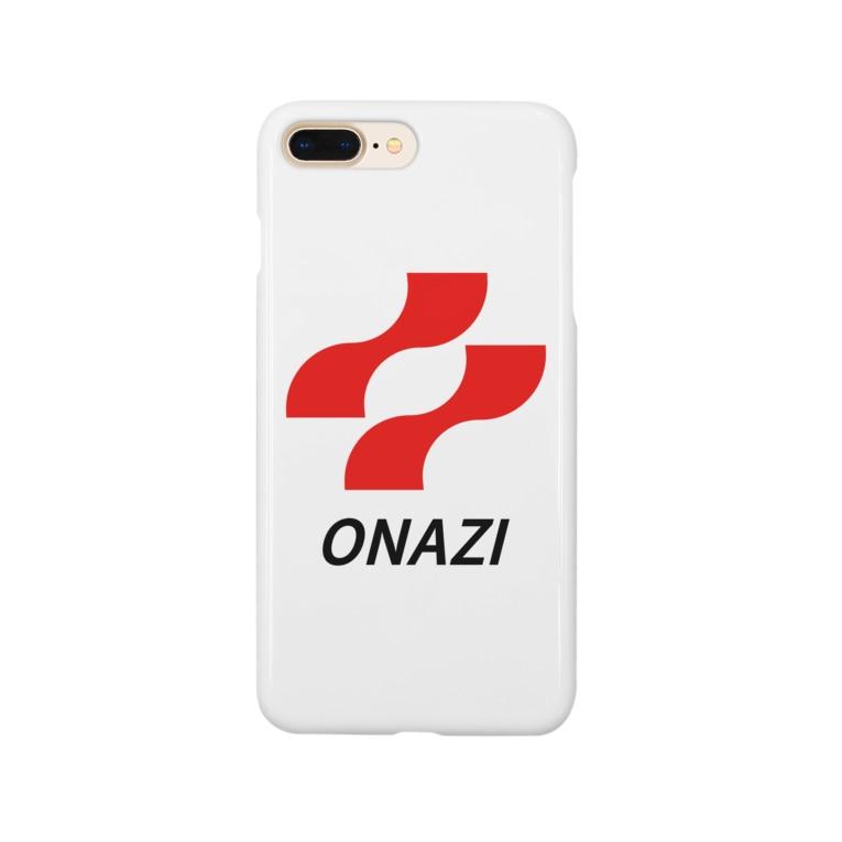 hiroyukimpsのONAZI Smartphone cases