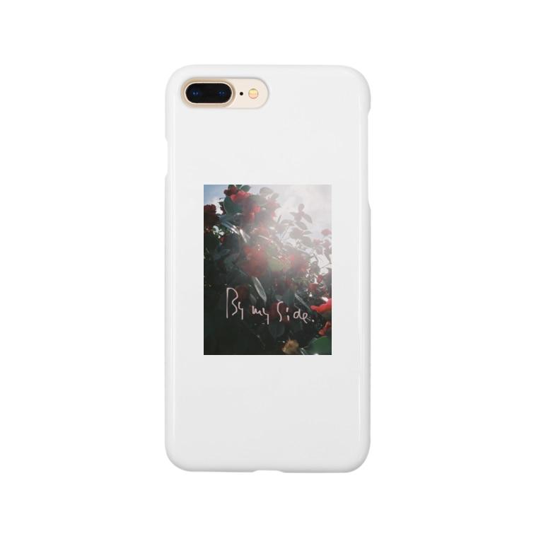 ナトリウム屋さんのBy my side Smartphone cases