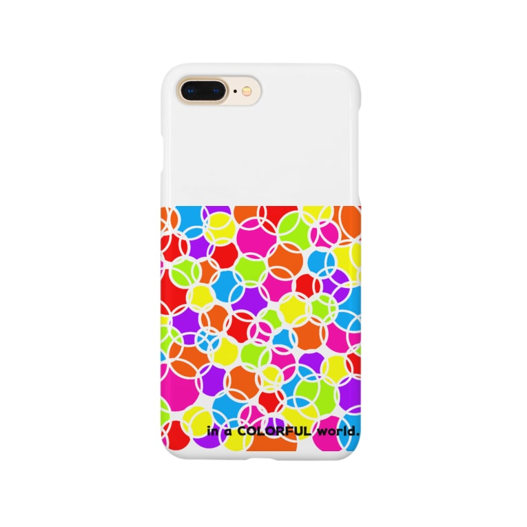 Chankiiiのin a COLORFUL world... Smartphone cases