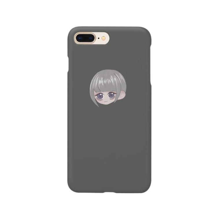 羽純のいずのショートカット Smartphone cases