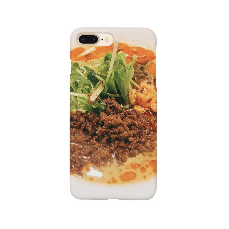 Shioのからいらーめんのあいてむ Smartphone cases