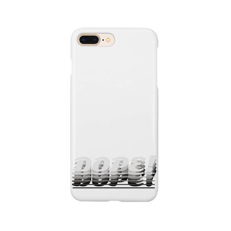 SUEHEROのDOPE! Smartphone cases