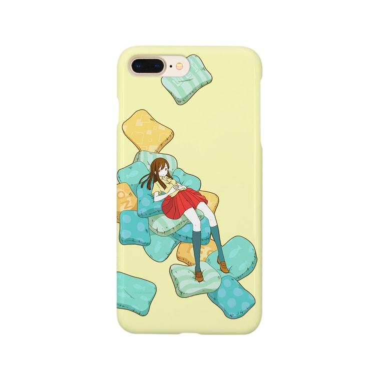 ULIのpillow Smartphone cases