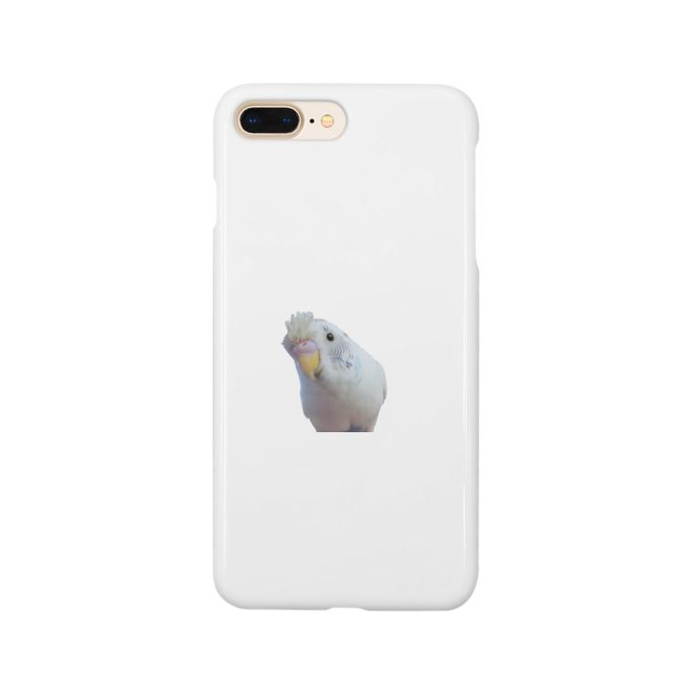 まいまいのおしゃれこはちゃん Smartphone cases