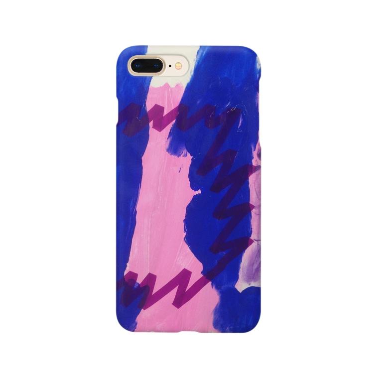 HARUTA_MISAKIのdrawing Smartphone cases