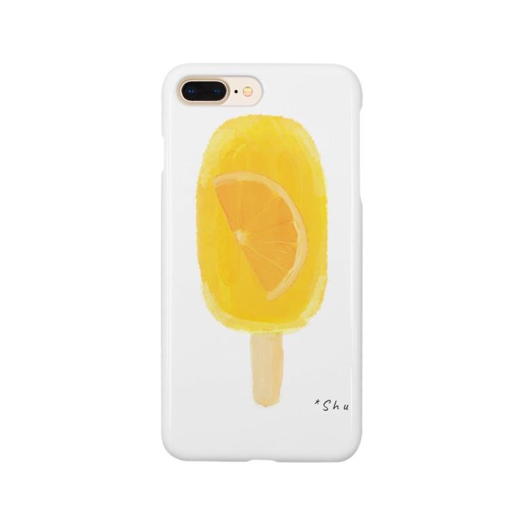 *Shuの Orange pop Smartphone Case