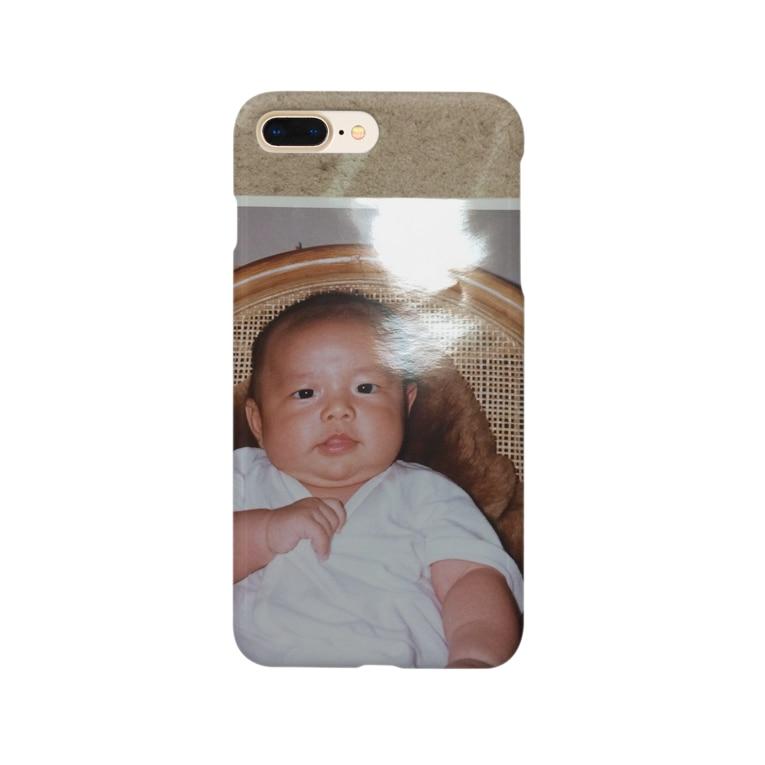 su-pa-menchikatuの純 Smartphone cases
