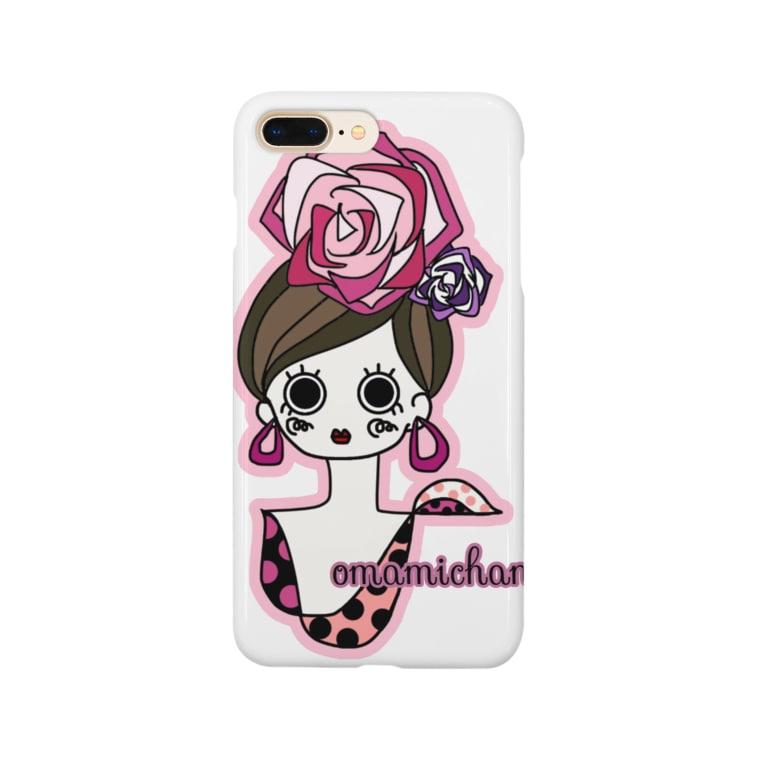 omamichanのフラメンコ Smartphone cases