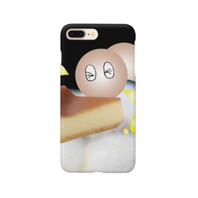 府中さくらい歯科のタンスちゃんのC1バージョン Smartphone cases