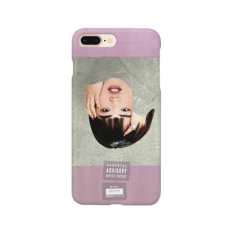 ASITA_PRODUCTSのゆりやんレトリィバァ×ASITA_PRODUCTS Smartphone cases