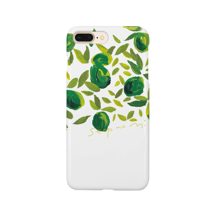 Le coin CHUP|ルコワンチュプのstep no mi Smartphone cases