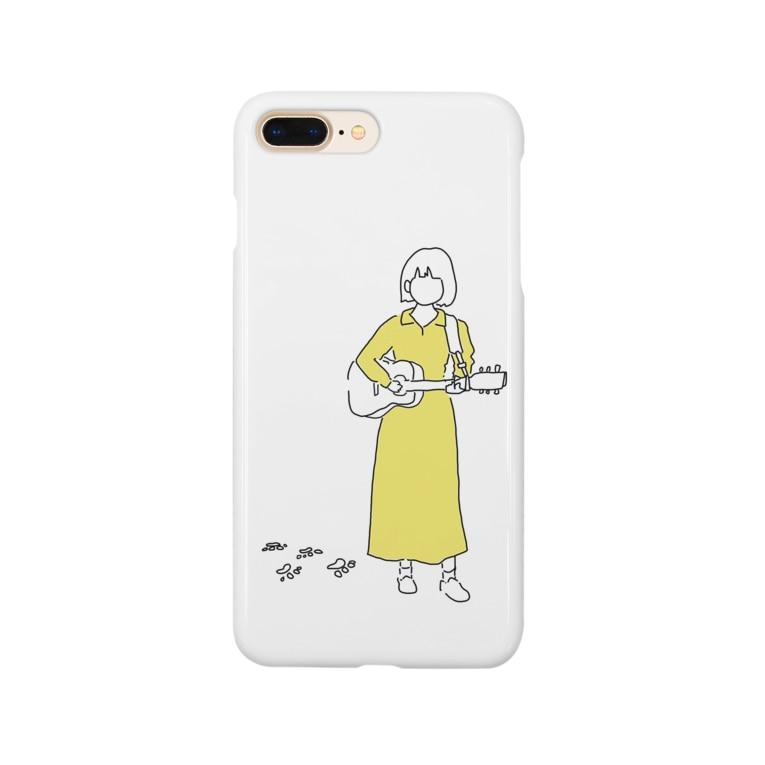 ほのかすまいる🐱歌×猫のほのかすまいる2020 Smartphone cases