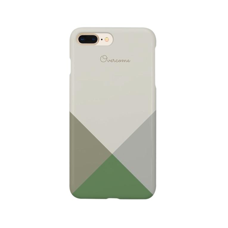 element88のシンプル/グリーン Smartphone Case