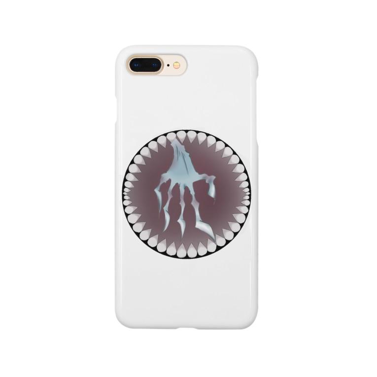 ログスウッドのロプティの手 Smartphone cases