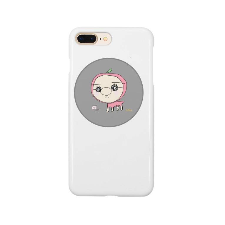 すっとんきょう⭐︎とんき本店のトンキーヌfromオフリャンス Smartphone cases