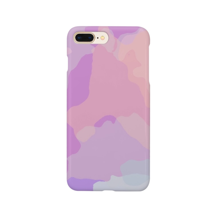 oka__のnuance Smartphone Case