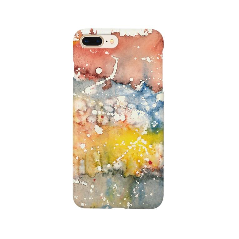 2ndの梅雨のグラウンド Smartphone cases