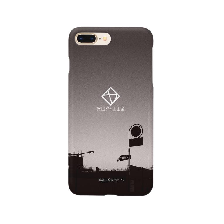 TRINCHの安田タイル工業設立81周年記念 Smartphone Case