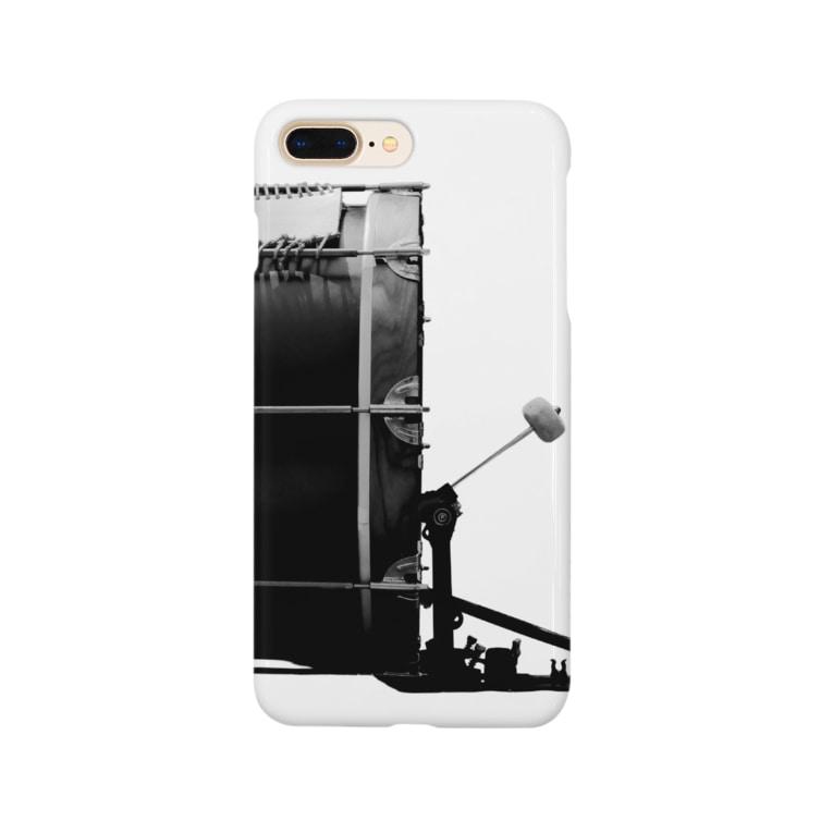 HIBIKI SATO Official Arts.の「DRUMS!!」#9 Smartphone cases