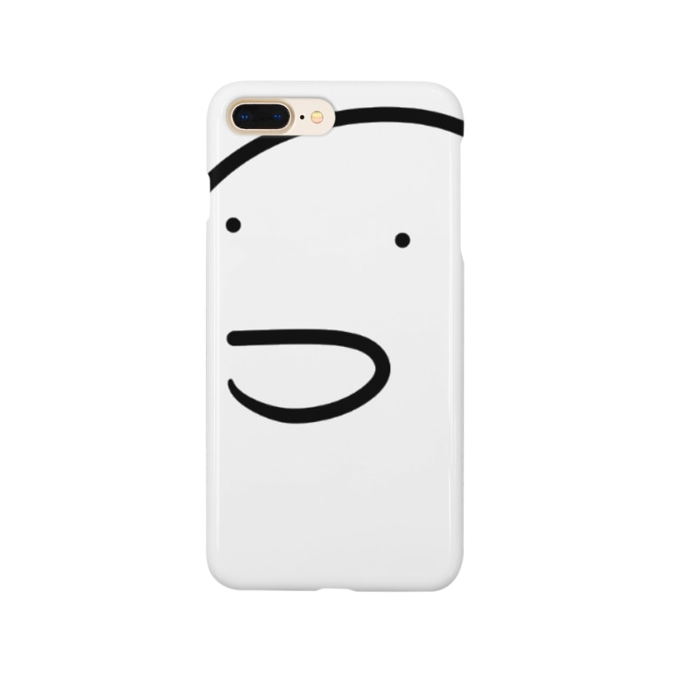 DEcoo.storeの[TA-wake]自画像 Smartphone cases