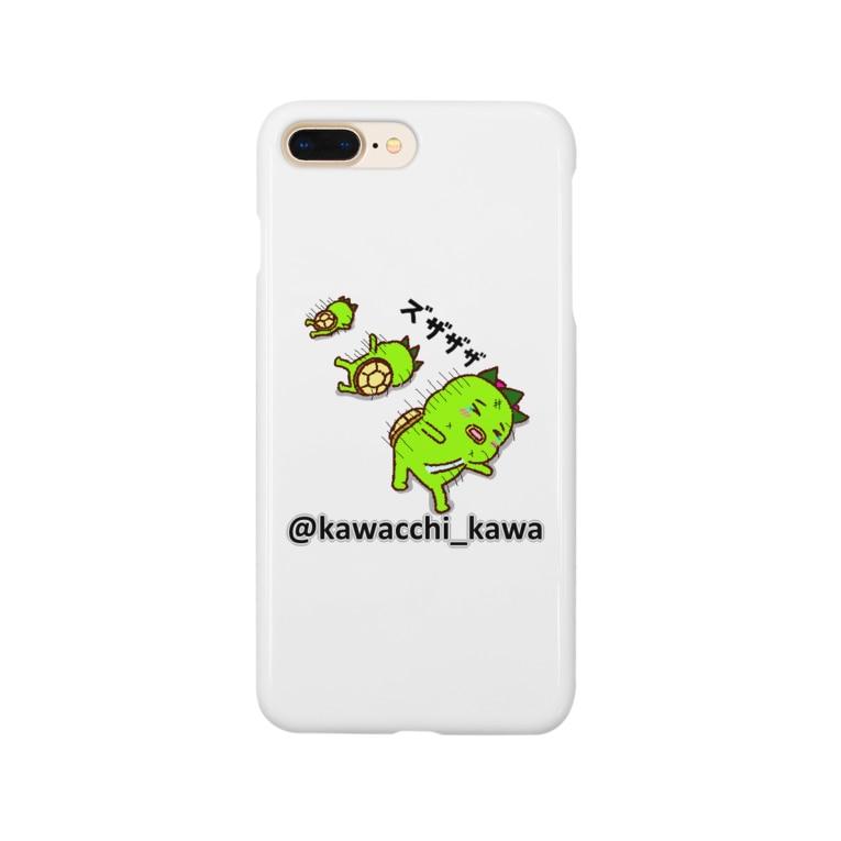 かわっち(川口市非公認キャラ)のかわっち2017-14 Smartphone Case