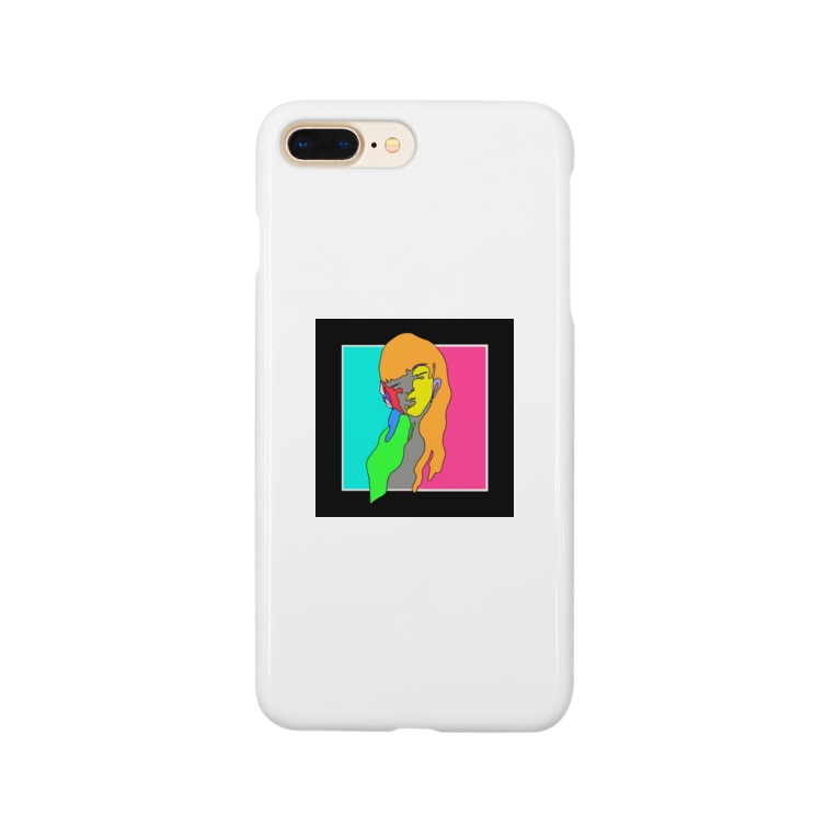 MA_YA_のなんぼんせん Smartphone cases